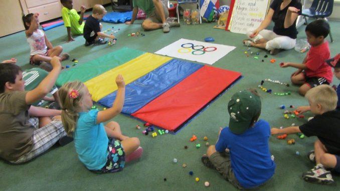Extracurricular activities for children