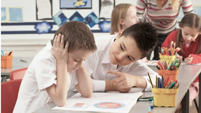 Learning problems in children