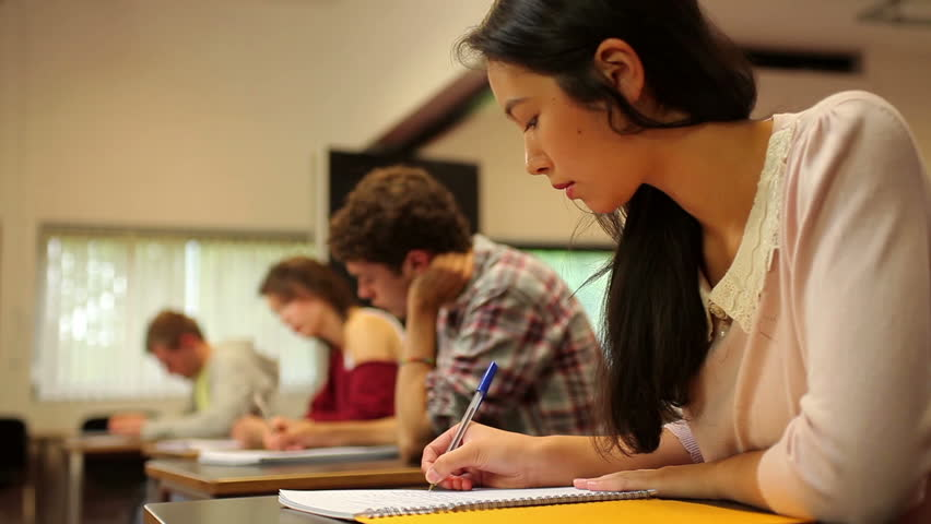 How to write faster in exams