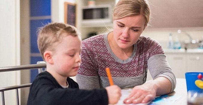 How to motivate child to do homework