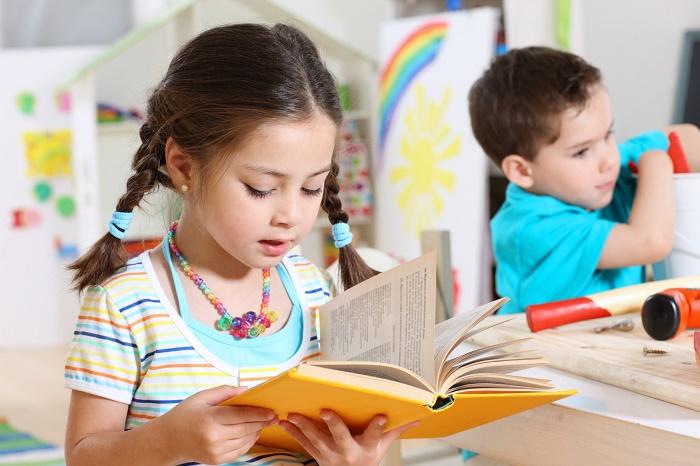Make reading more fun